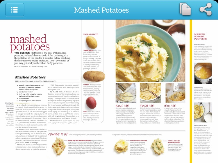 Healing Cuisine Recipes for iPad