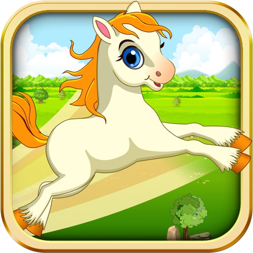 Baby Horse Bounce - My Cute Pony and Little Secret Princess Fairies