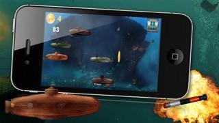 怒っバトル潜水艦 - 戦争潜水艦ゲーム!のおすすめ画像4