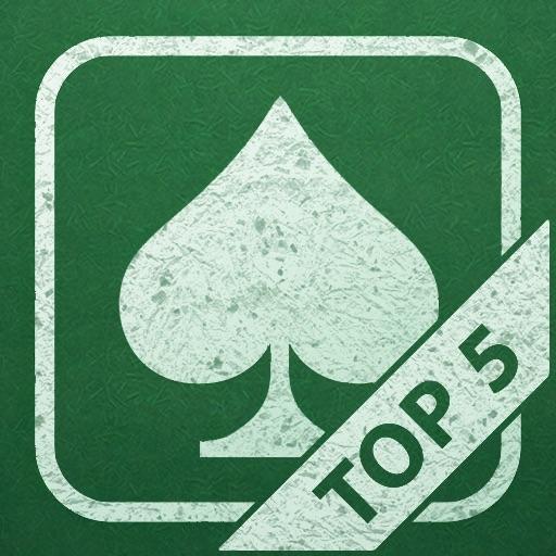 Mondo Top 5 Solitaire for iPad