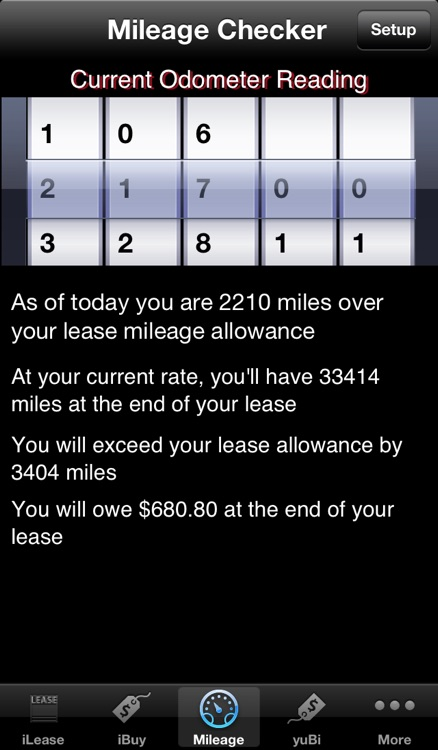 iLeaseMyCar Pro Loan and Lease Calculator screenshot-3