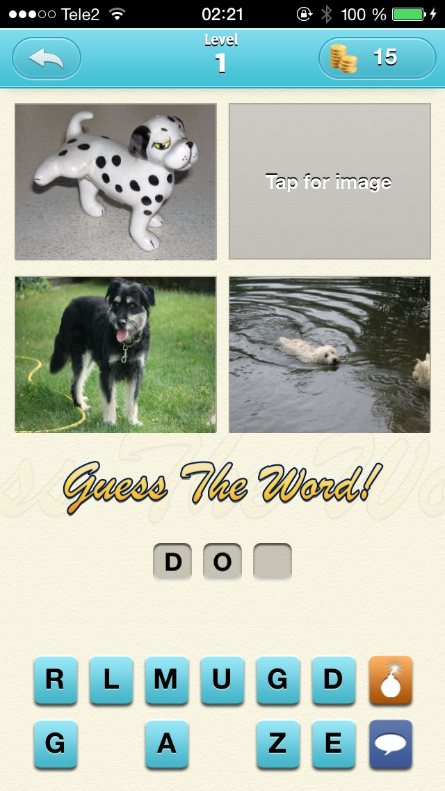 Guess The Word - Brand new quiz game hack tool
