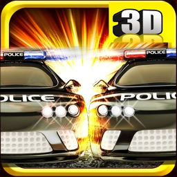 A Cop Chase Car Race 3D PRO 2 - Police Racing Multiplayer Edition HD
