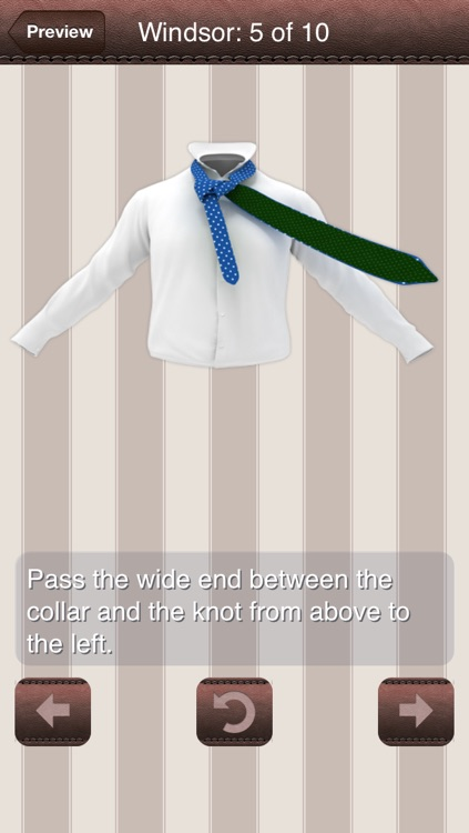 How to Tie a Tie — 3D Animated screenshot-4