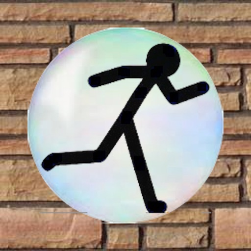 Amazing Bubble And Star: Stickman Runner