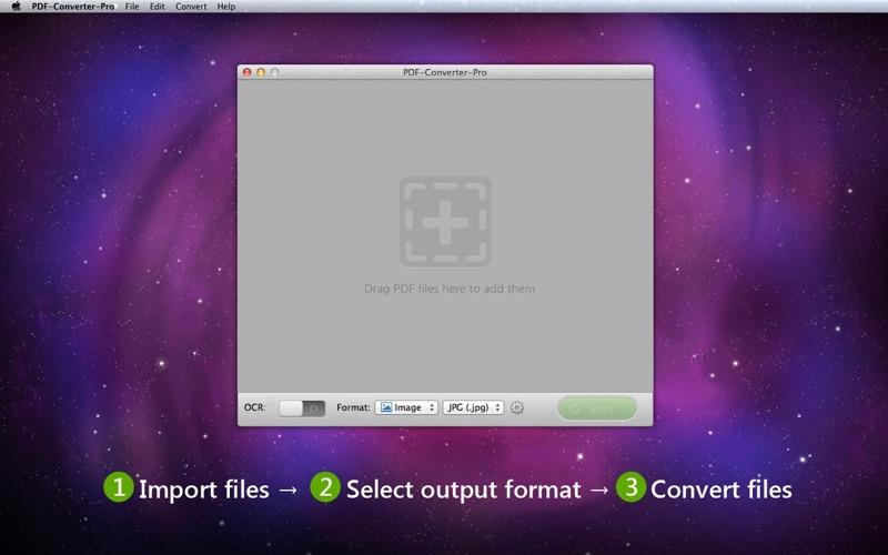 PDF-Converter-Pro Screenshot