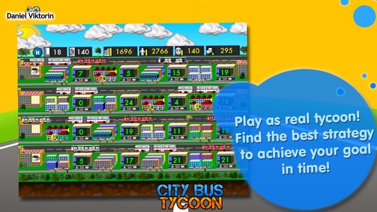 City Bus Tycoon Free - Public Transport Mania