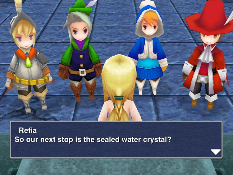 FINAL FANTASY III for iPad screenshot-4