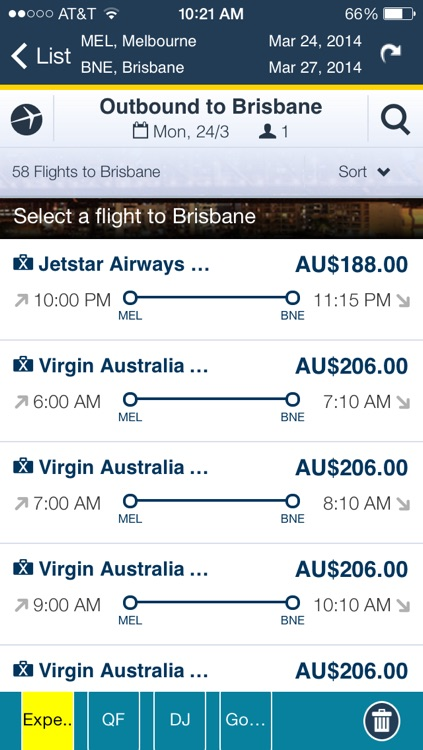 Melbourne Airport - Flight Tracker screenshot-4