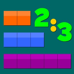 Thinking Blocks Ratios
