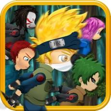 Activities of Konoha Adventure 2 - Ninja Forest Battle