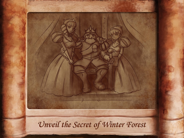 Winter Forest - Chapter II