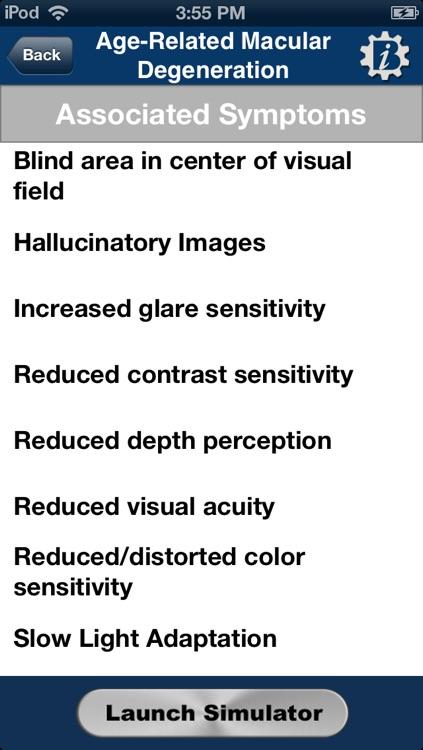 VisionSim by Braille Institute