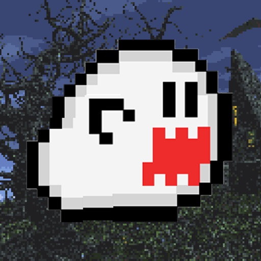 The Flappy Ghost