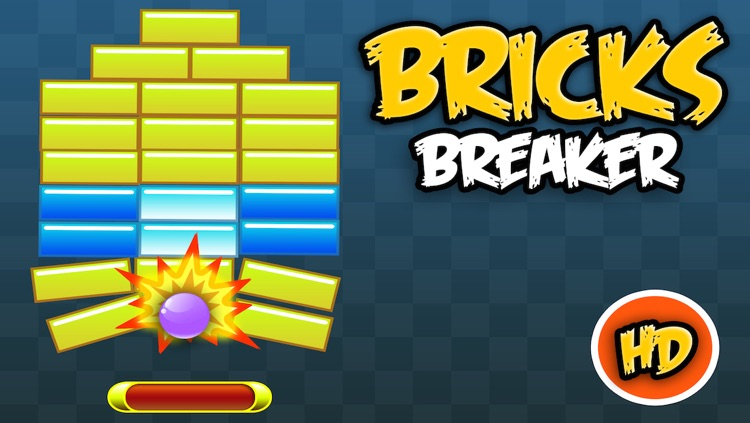 Bricks Breaker HD Free screenshot-0