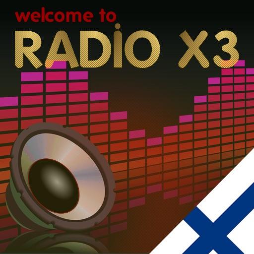 Radiot alkaen Suomi - X3 Finland Radio