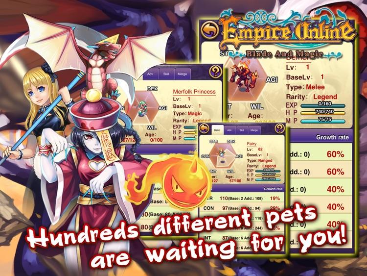 Empire Online (Classic MMO) HD screenshot-4
