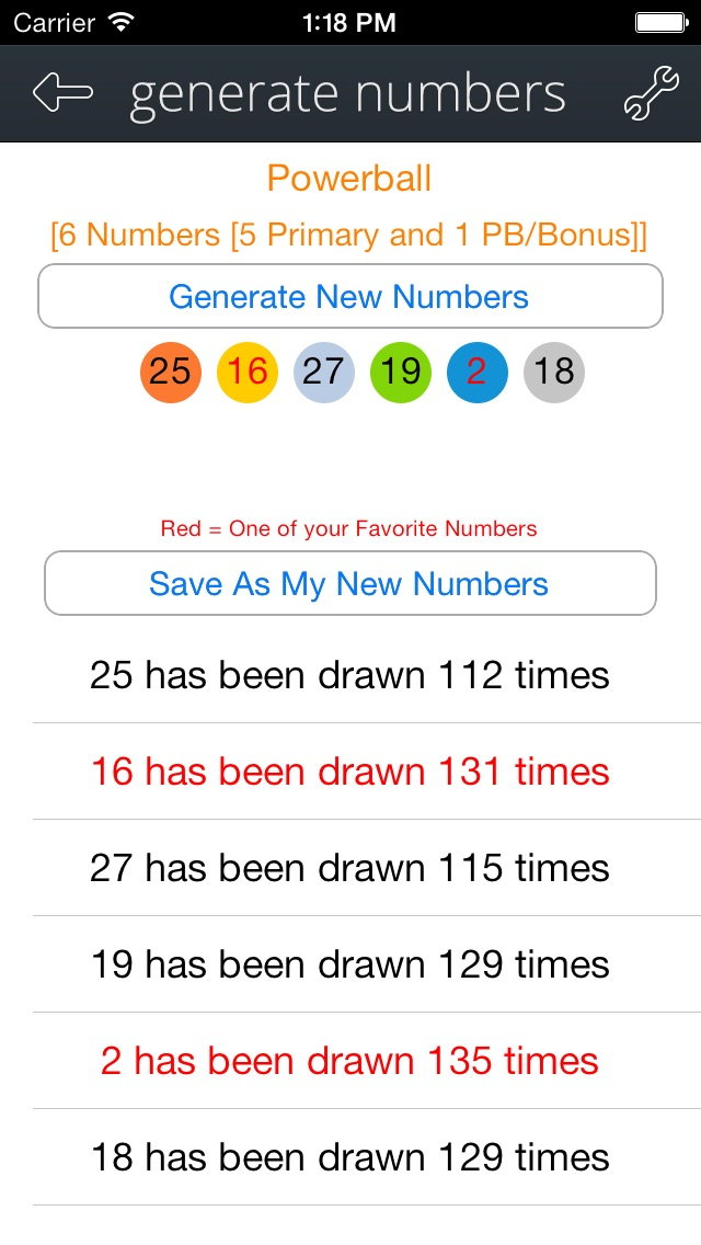 Lottonumbers Winning Usa Lottery Result Numbers review screenshots