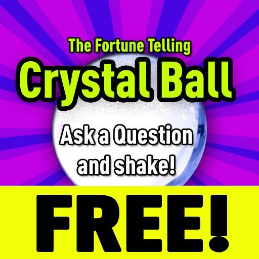 ★Magic Crystal Ball HD Free★ icon