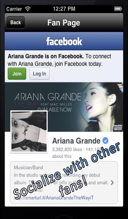 FunApps - Ariana Grande Edition screenshot-3