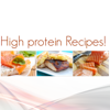 High Protein Recipes and Weight Tracker