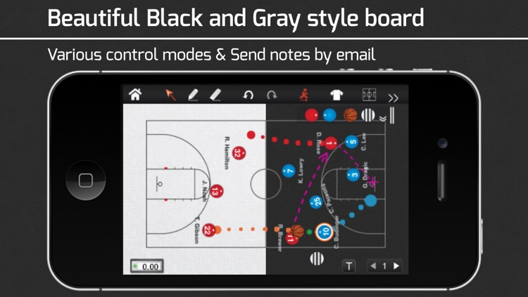 CoachNote Hockey & Ringette ( Ice , Field, Under Water ): Sports Coach's Interactive Whiteboard