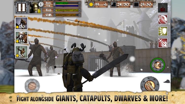Heroes and Castles Free screenshot-4