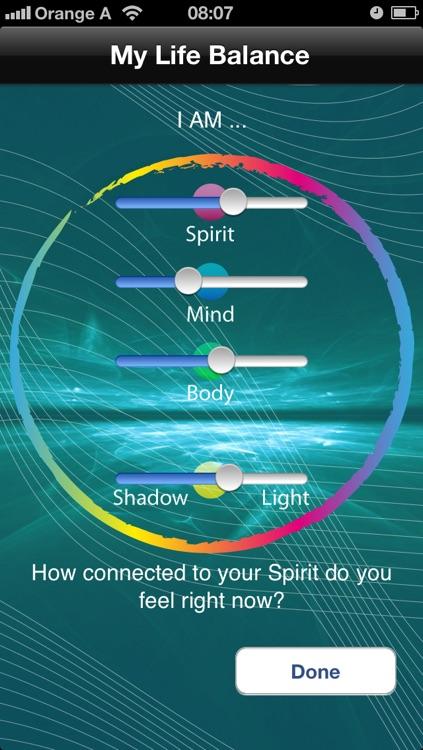 Life Balance Matrix Tool