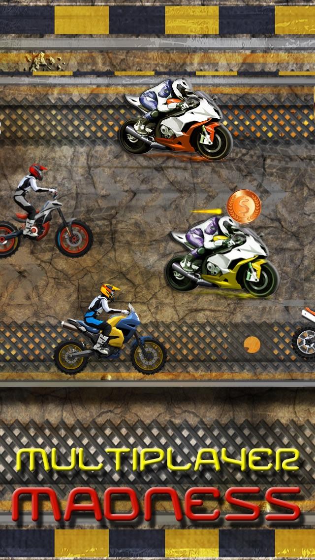 Aalst Motorbike Road Race Free - Real Dirt Bike Racing Game Screenshot on iOS