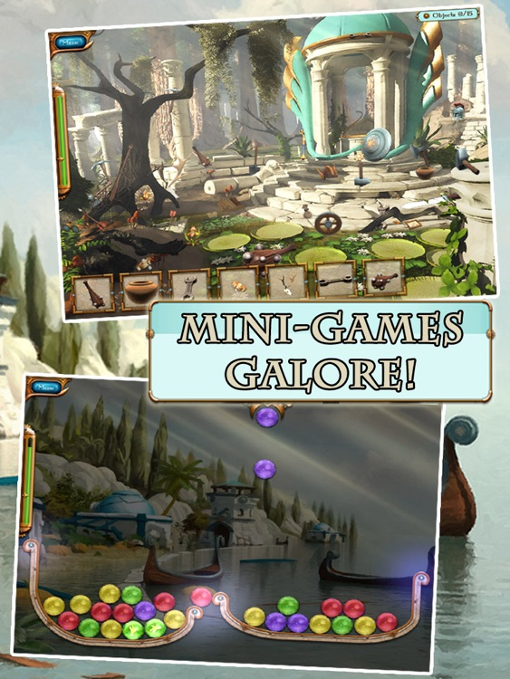 Legends of Atlantis: Exodus HD Premium screenshot-3