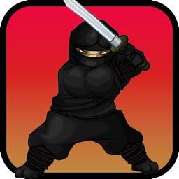 Samurais vs Ninja: Stupid Color Drawing Game