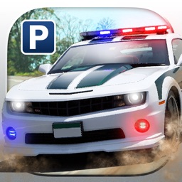 Police Car Parking Free Game