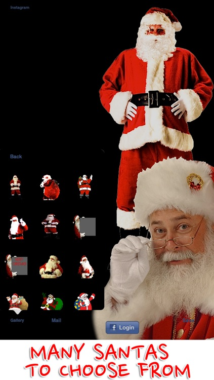 Catch Santa in Your Photos HD  Christmas 2013 screenshot-3