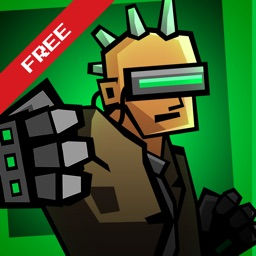Slayer Cyborg Fight Free - Smash Enemy Robots and Complete Levels