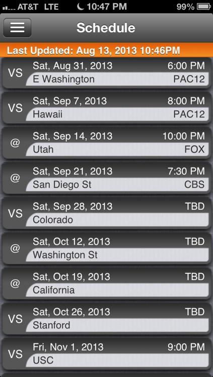 Oregon State Football Live