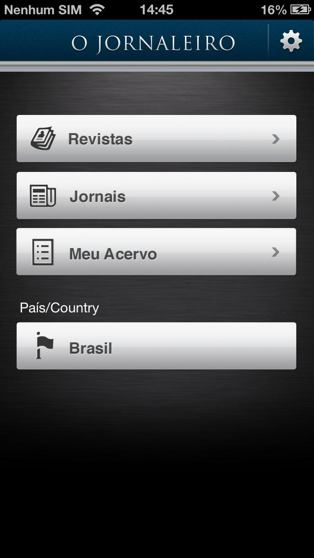 O Jornaleiro screenshot one