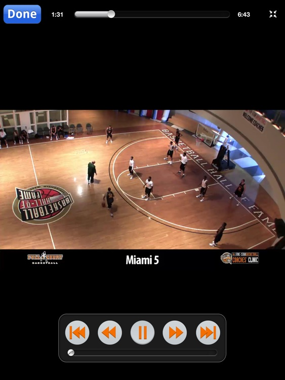 Scoring Against Zones - With Coach Mitch Buonaguro - Full Court Basketball Training Instruction - XL screenshot-3