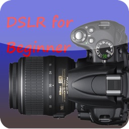 DSLR for Beginners for iPad