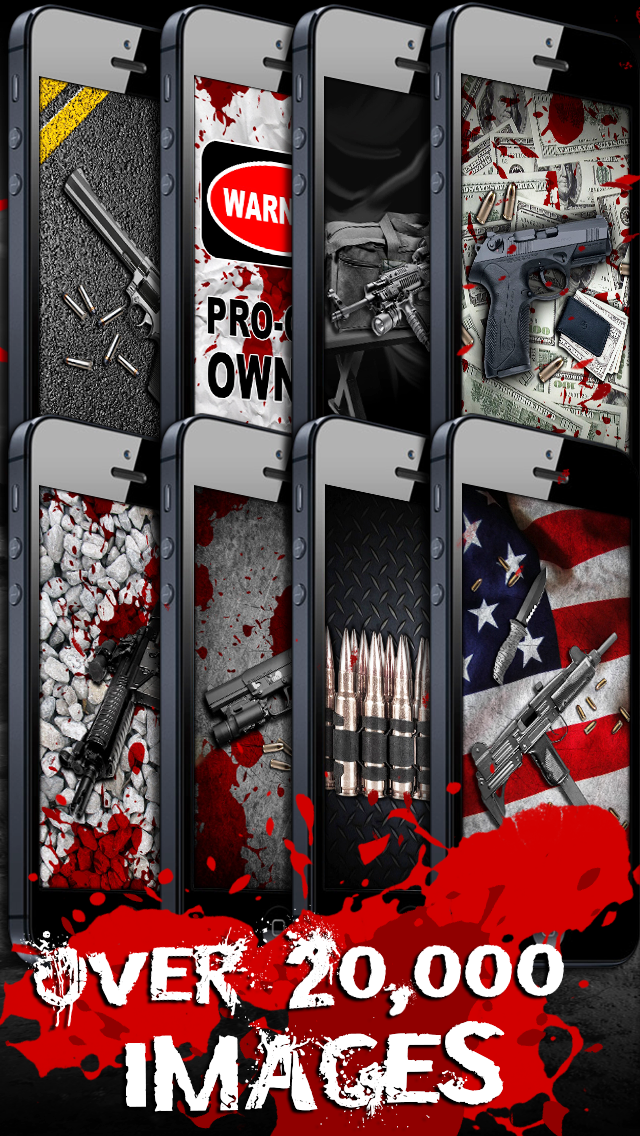 Guns Wallpaper Creator! - FREE for Android - Download Free ...