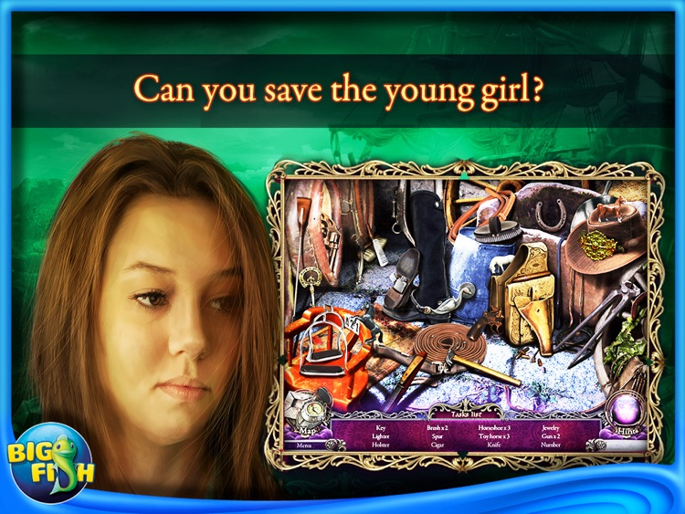 Surface: The Noise She Couldn`t Make HD - A Hidden Object Adventure