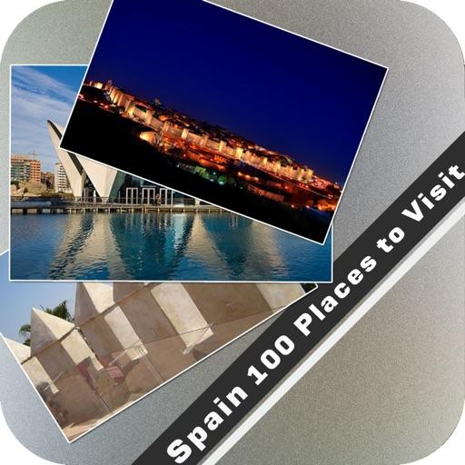 Spain 100 Places to Visit