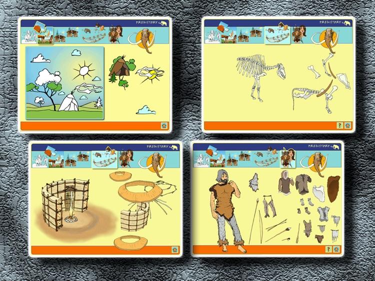 The History Of Mankind - Prehistory screenshot-3