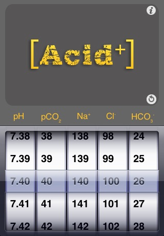 Acid Plus - The ABG Calculator screenshot-4