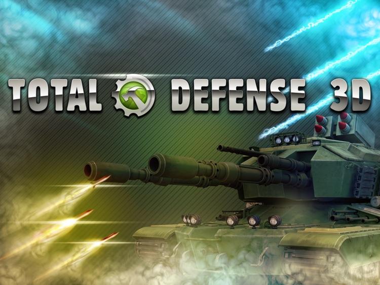 Total Defense 3D HD screenshot-4