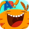 Monster Alphabet : Make Preschool Learning Fun - 8 Educational Games for Kindergarten Kids - letter tracing, coloring, reading & spelling, memory match, puzzle and quiz based on Montessori Method by ABC BABY Ranking