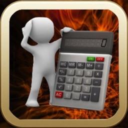Talking calculator HD+