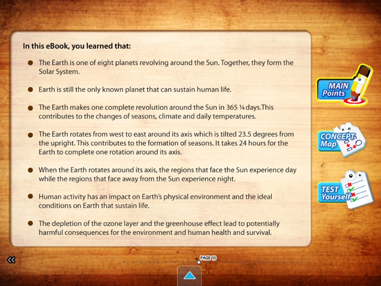 Earth and the Solar System (School) screenshot-4