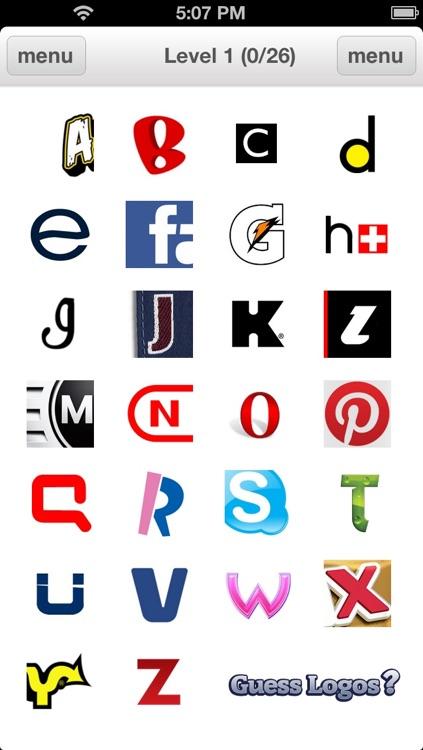 GuessLogos? Logo Quiz