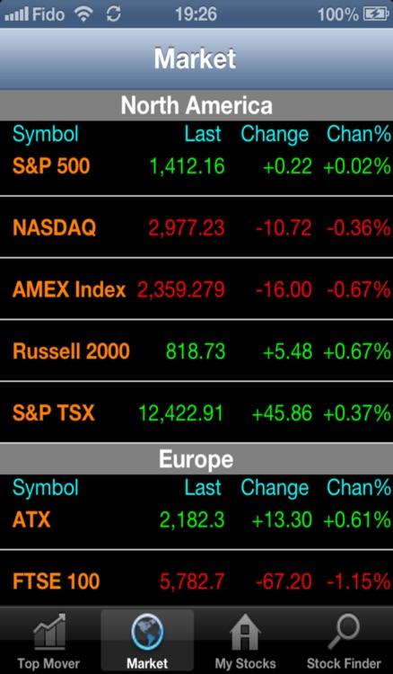 Stock Pick screenshot-3