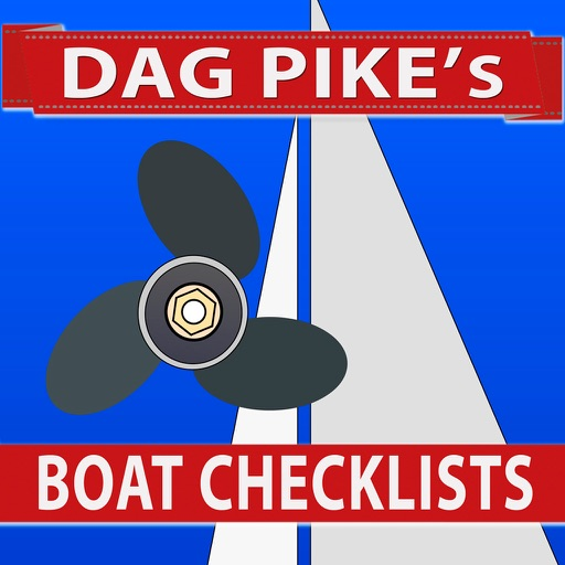 Dag Pike's Essential Boating Checklists for Yachts & Motor Boats